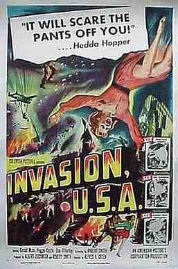 invasion, usa, promo, art